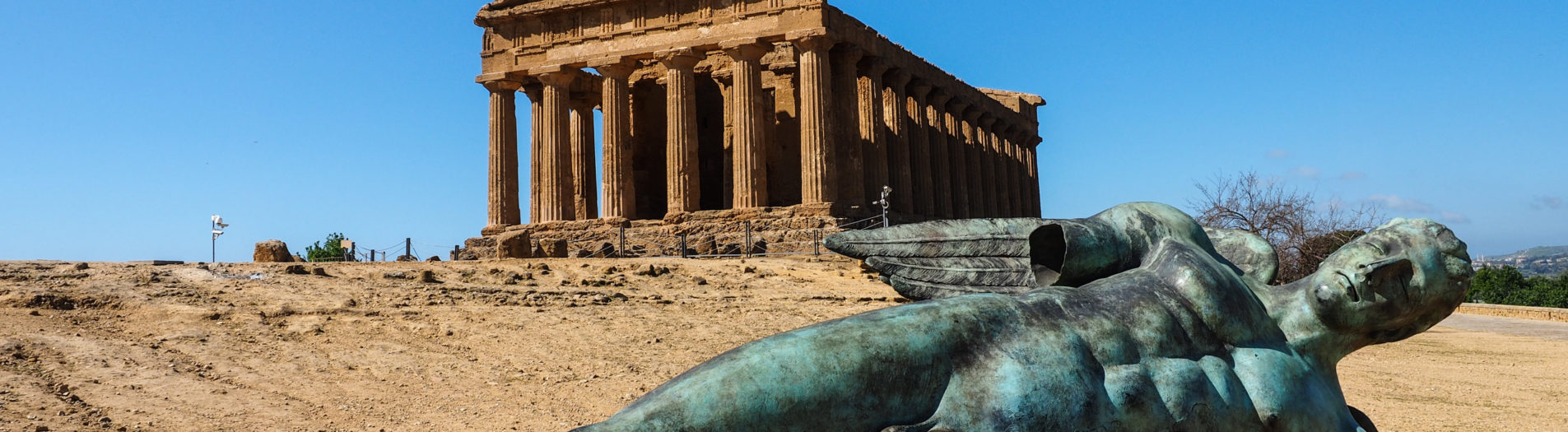 Roadtrip en Sicile - L'antique Agrigento
