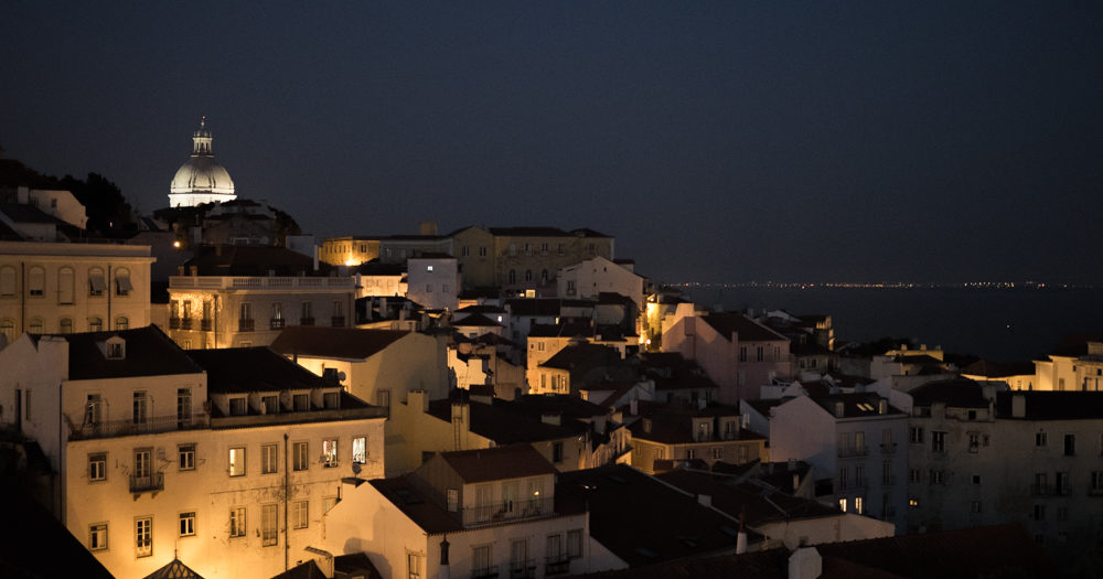 Lisbonne by night, entre fiesta et panoramas